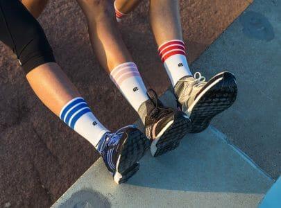 La importancia de unos buenos calcetines de compresión running