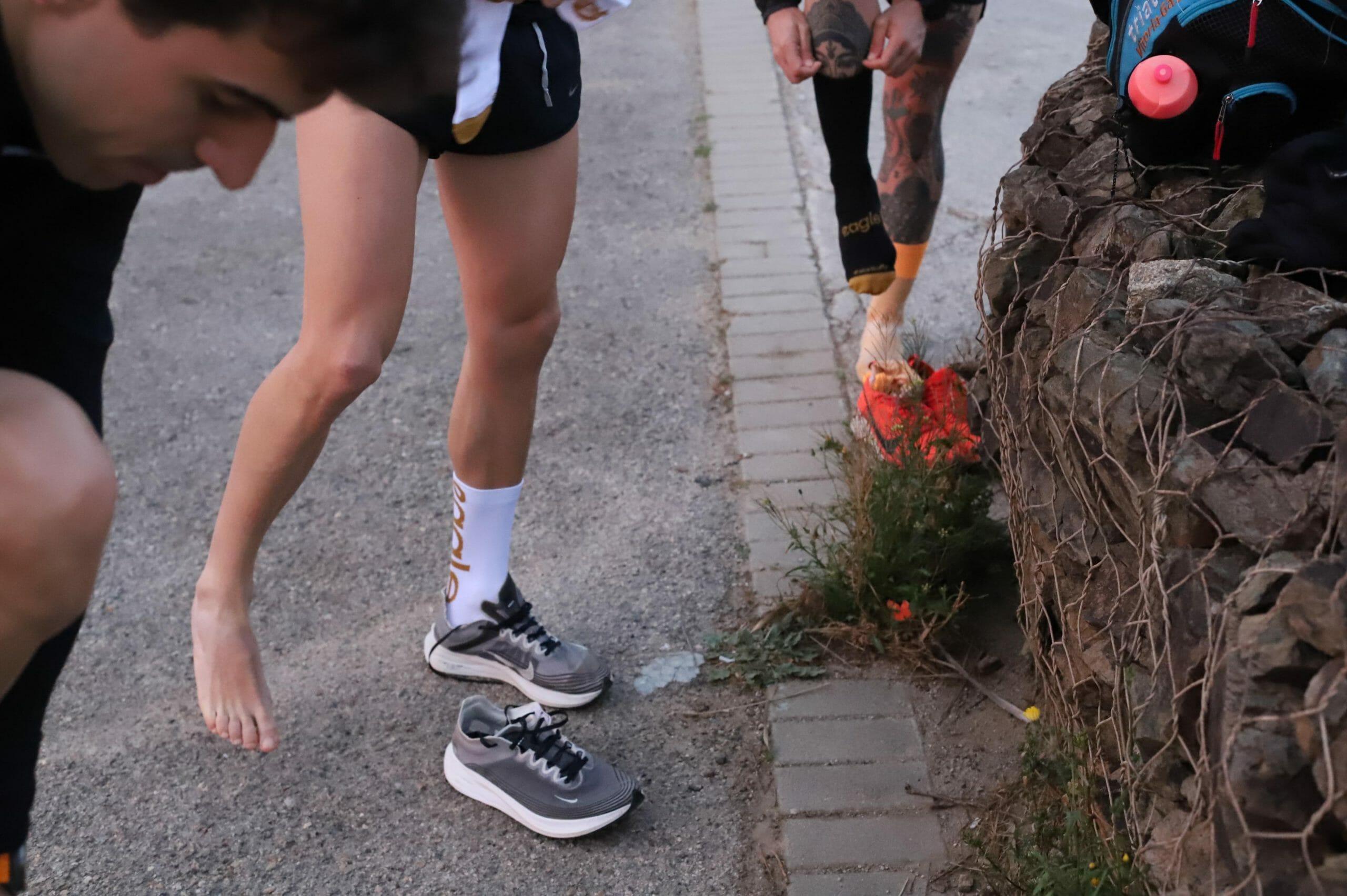calcetines de running para profesionales