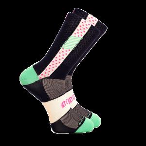 calcetines para ciclistas elegantes navy