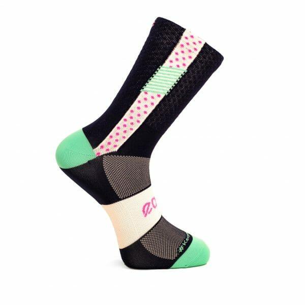 calcetines para ciclistas elegantes