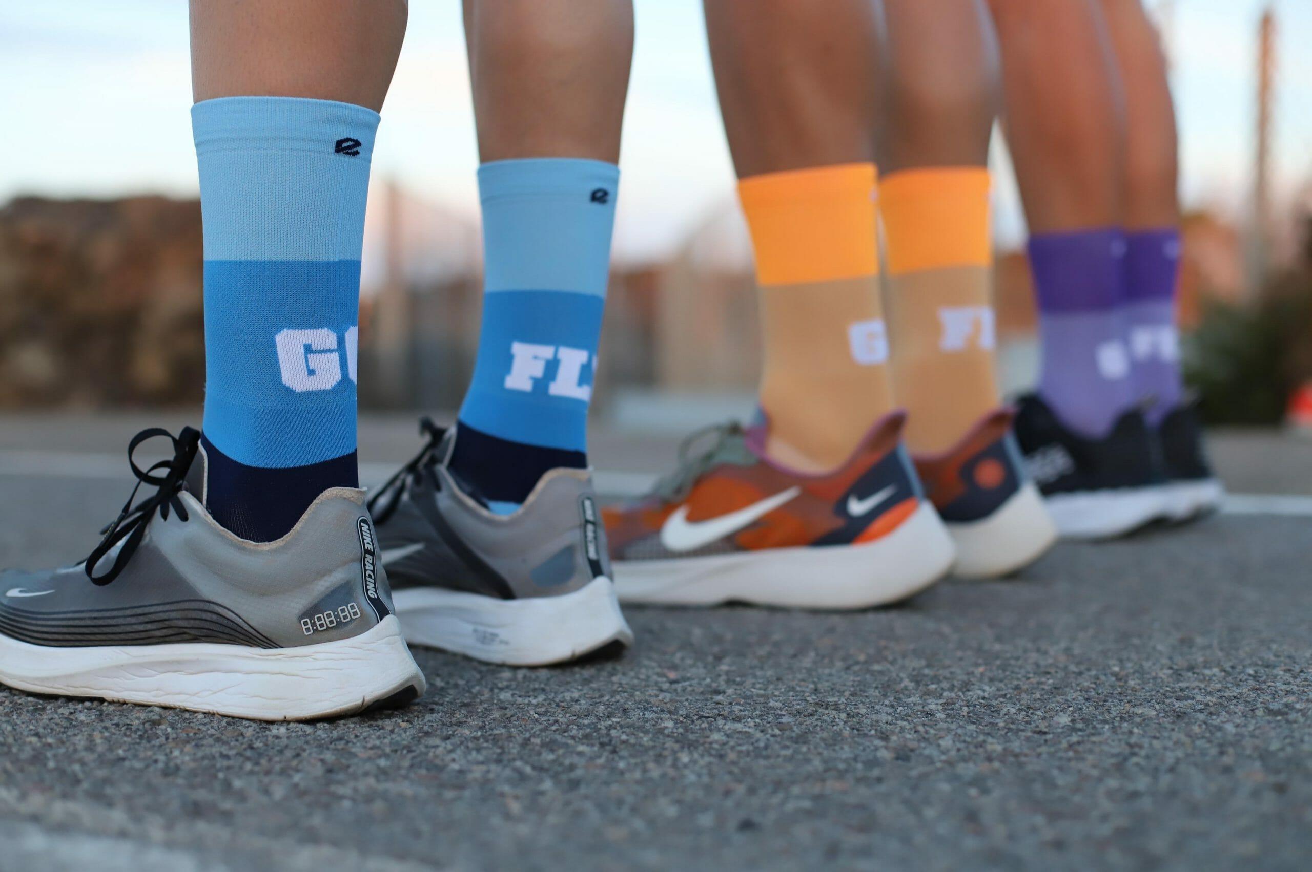 calcetines deportivos running