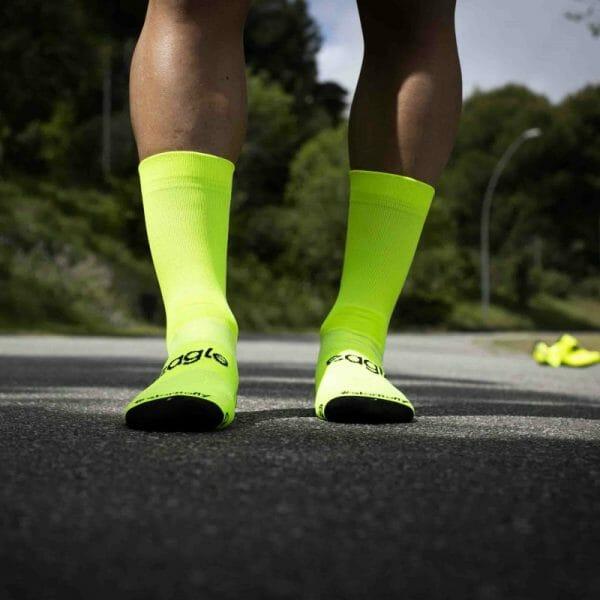 calcetines deportivos hombre ciclismo