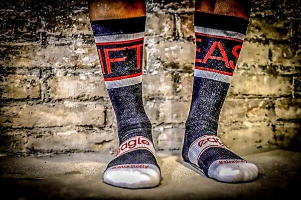 calcetines crossfit resistentes