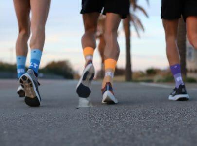Elegir bien un calcetín para correr