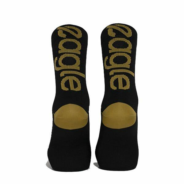 calcetines ciclismo con mensaje