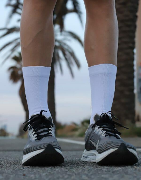 calcetines para correr de compresión