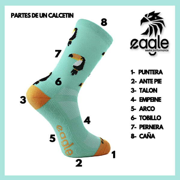 mejores calcetines running