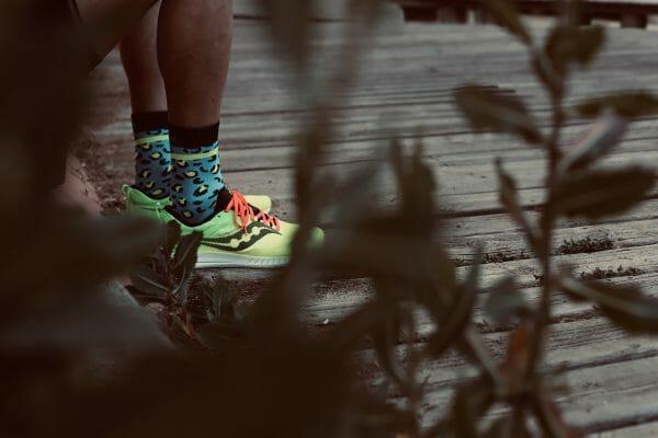 calcetines leopardo fluor