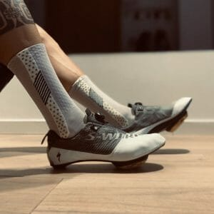 calcetines ciclismo elegantes