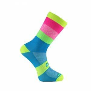 calcetines fluor elegantes