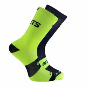 calcetines elegantes fluor