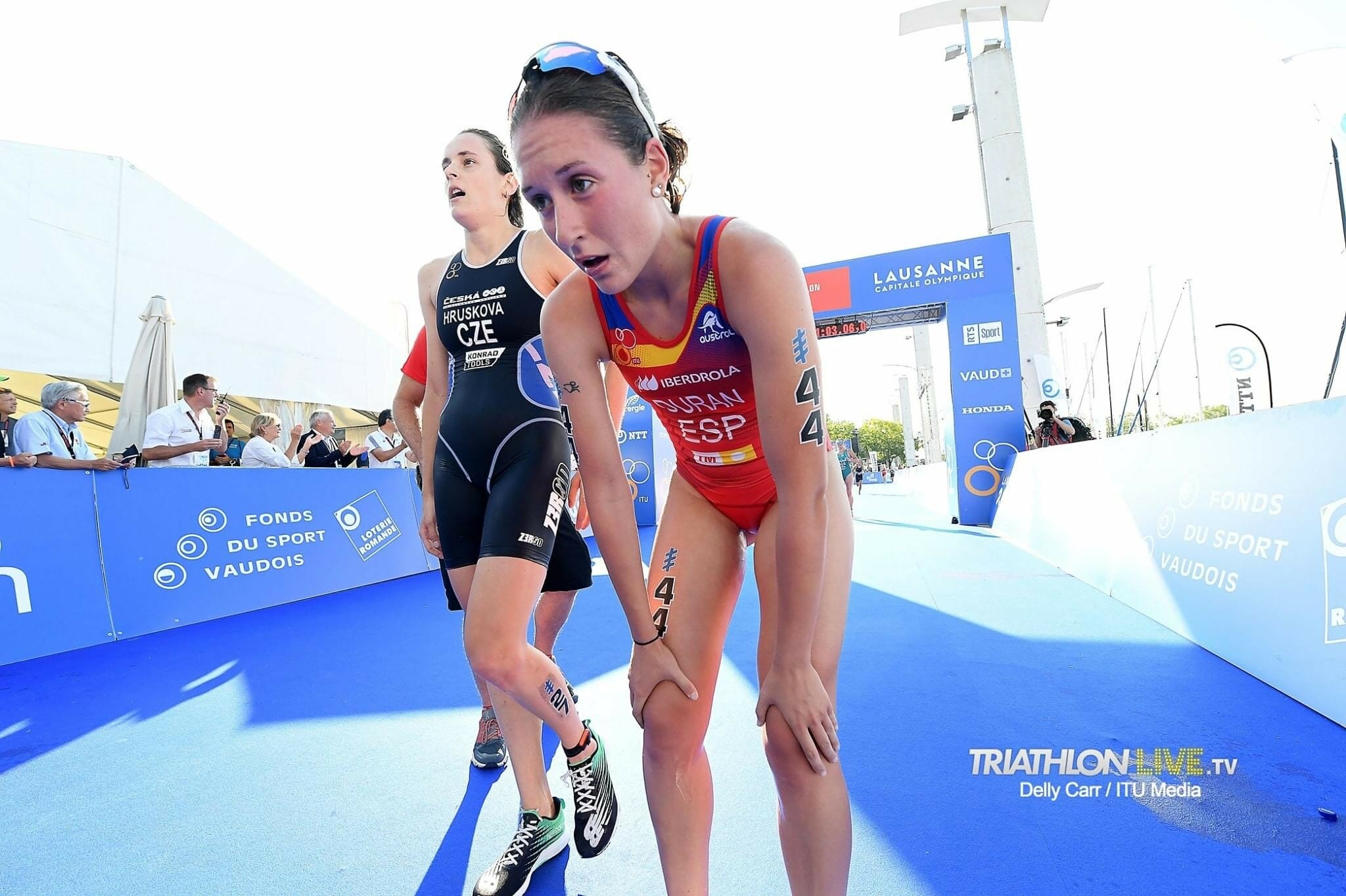 LAURA DURAN TRIATLON