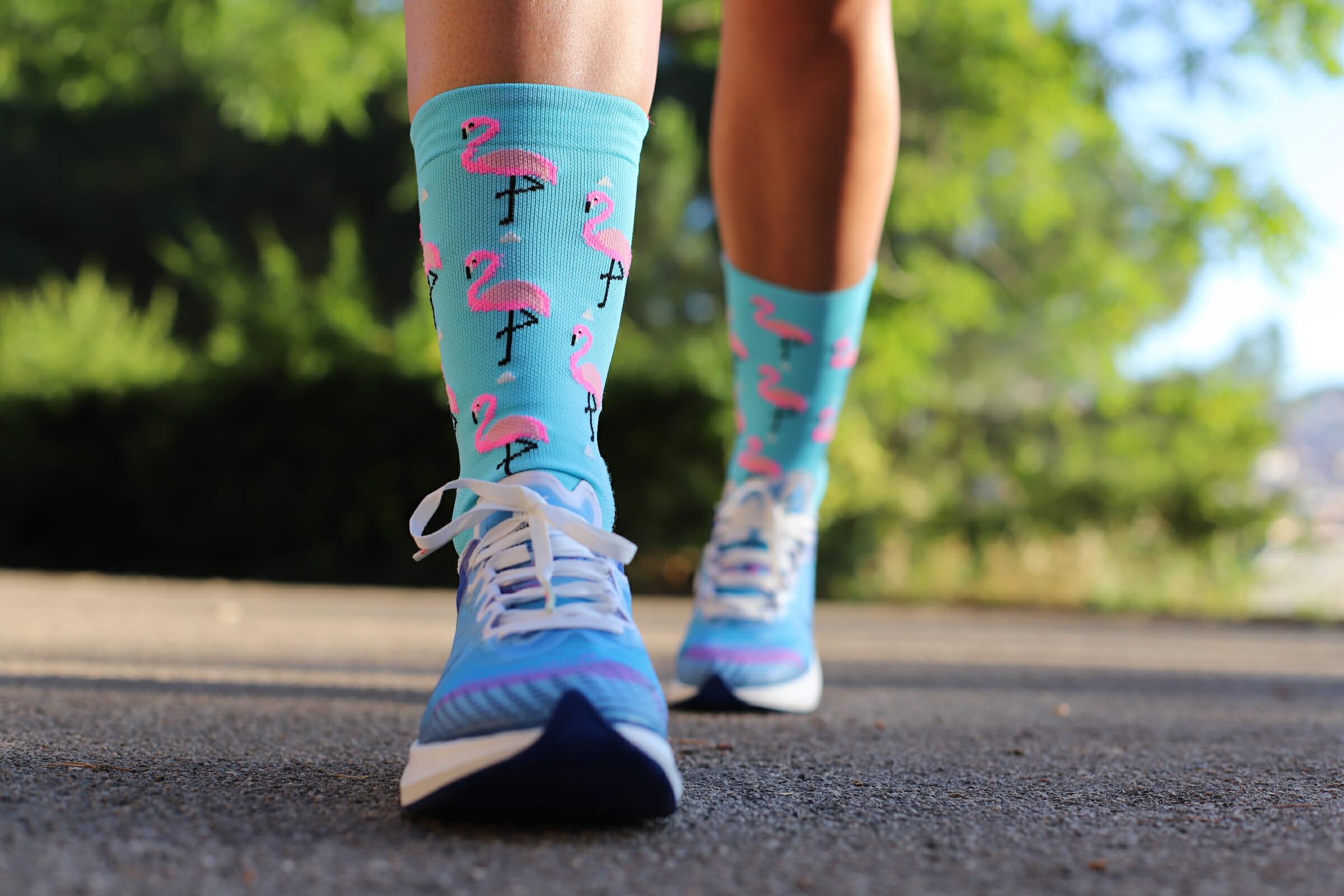 importancia calcetines de running