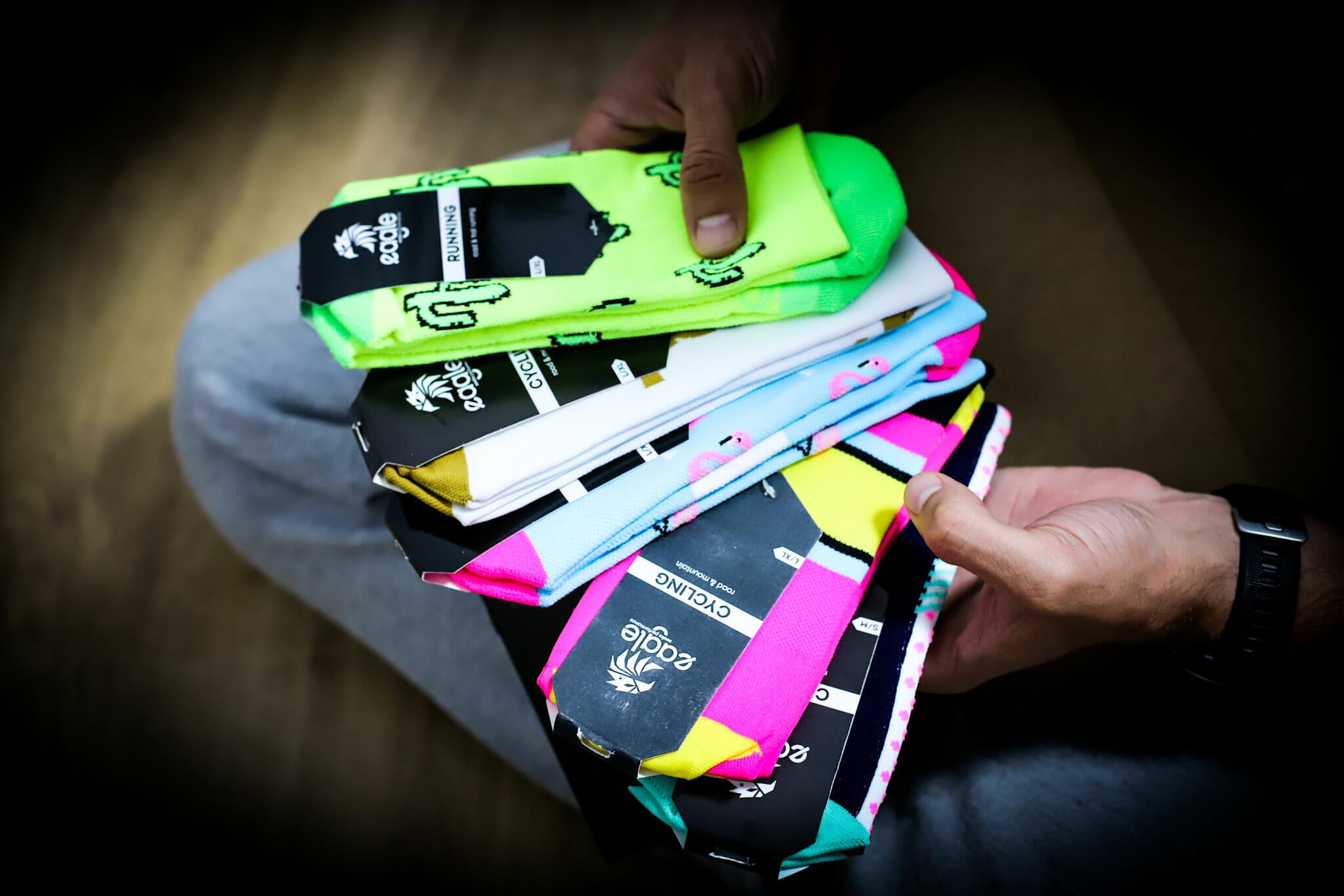 packs socks