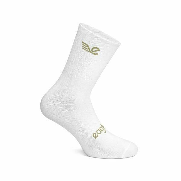 calcetines blancos entrenar