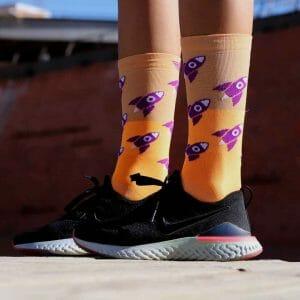 calcetines divertidos y graciosos