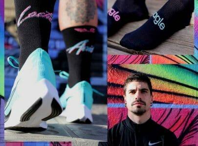 ¿Cómo tienen que ser los calcetines de trail running?