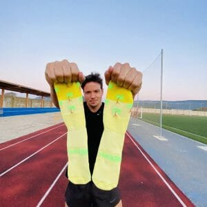 calcetines palmeras
